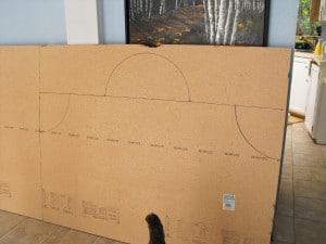 creating a diy headboard