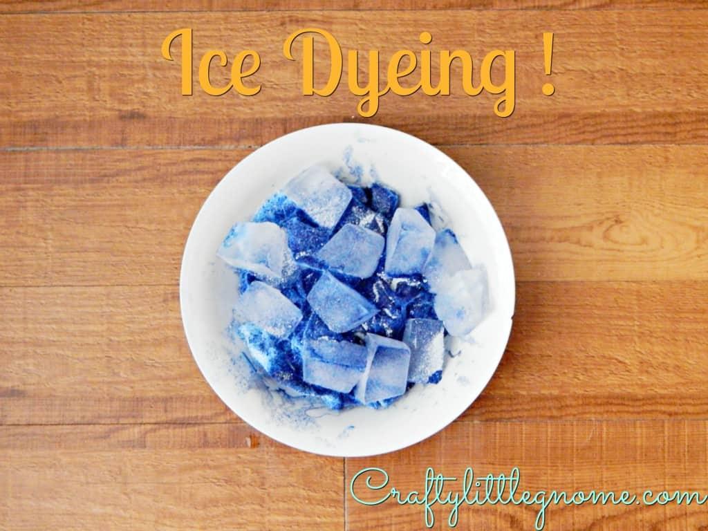 ice dye