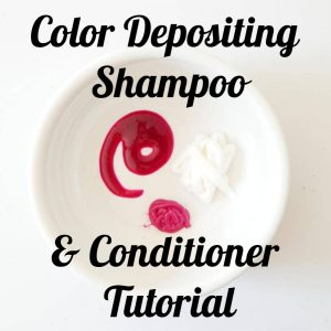color depositing conditioner