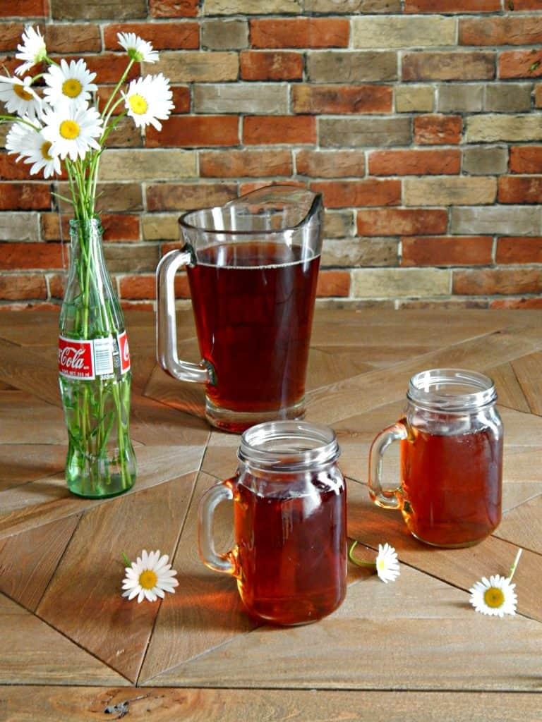 Cold brew tea 1