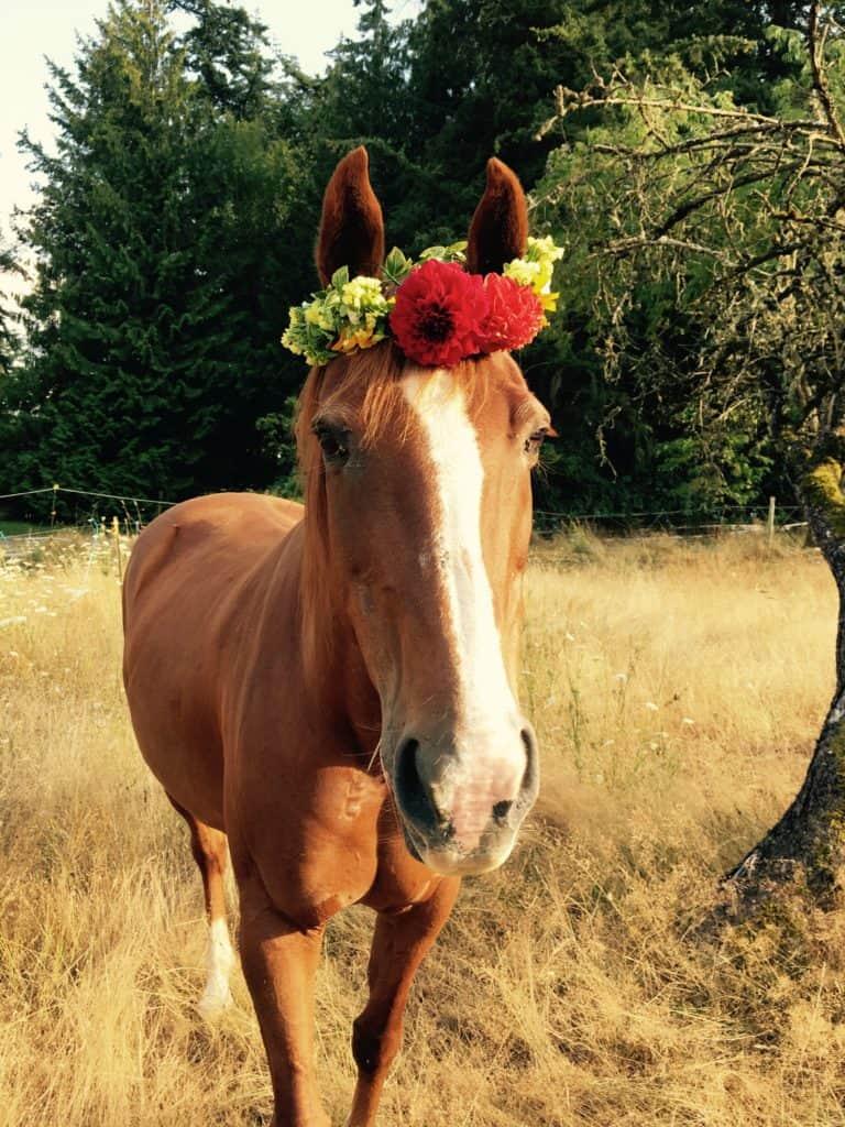 flower crown tutorial 4