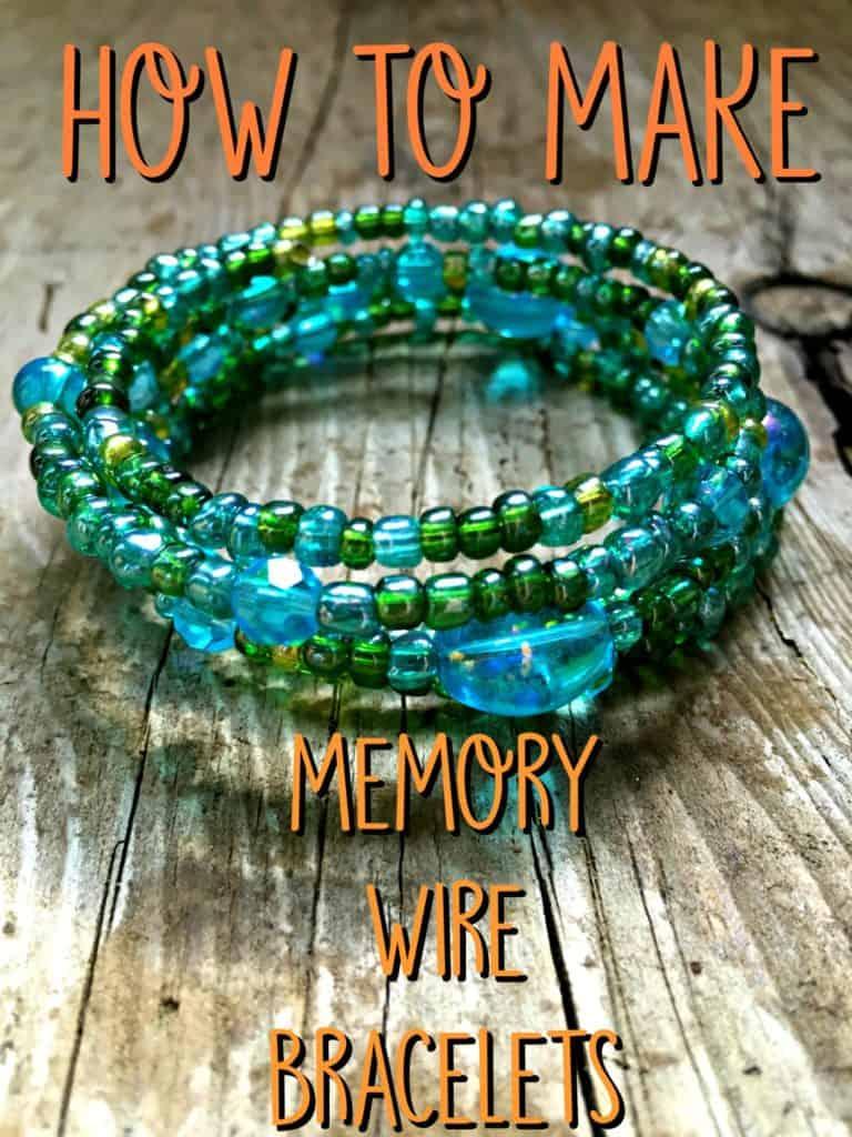 memory wire bracelet pinterest
