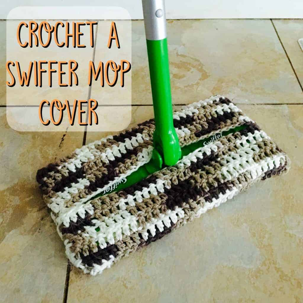 Reusable Swiffer Mop Cover Crafty Little Gnome