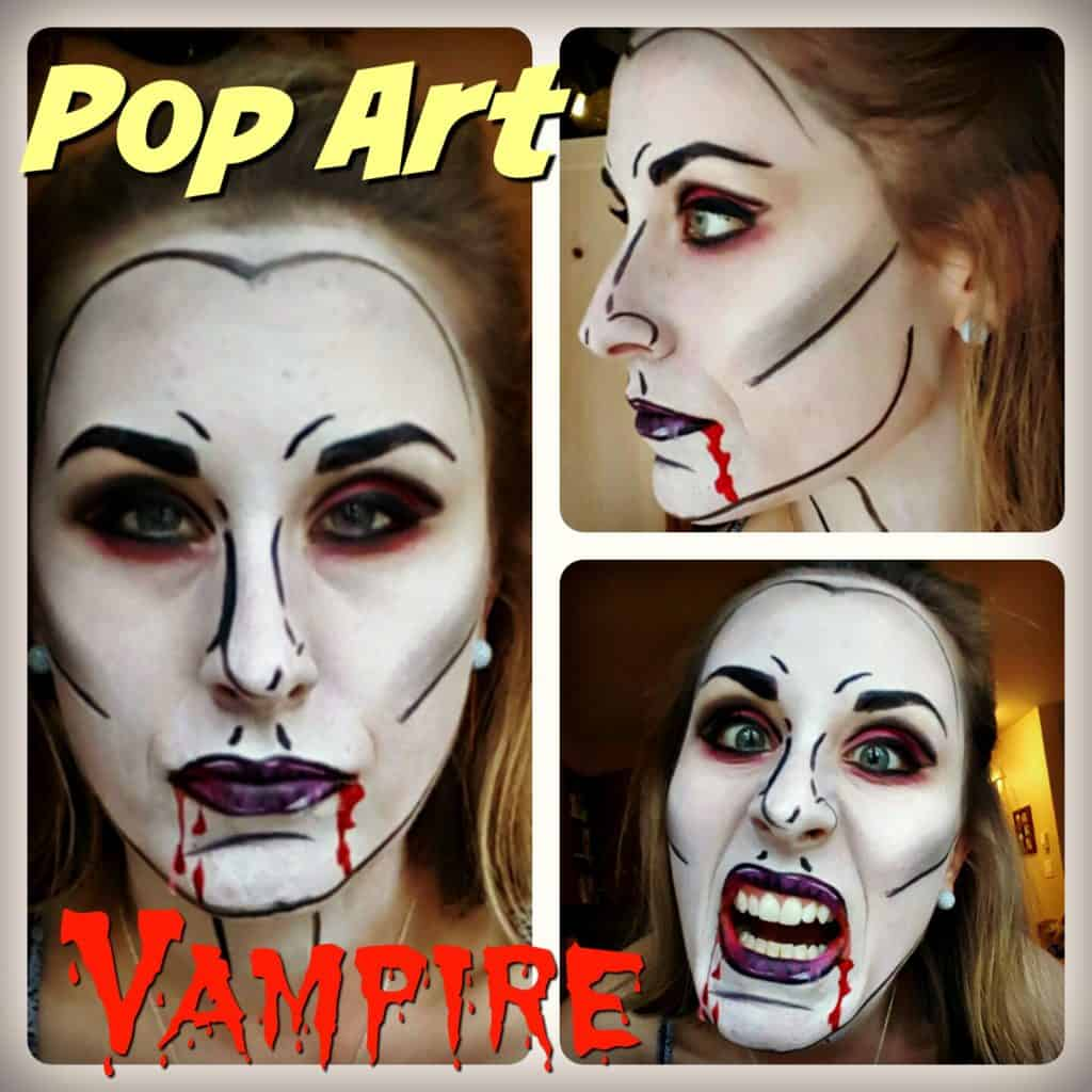 Halloween Make Up Tutorials Part 2