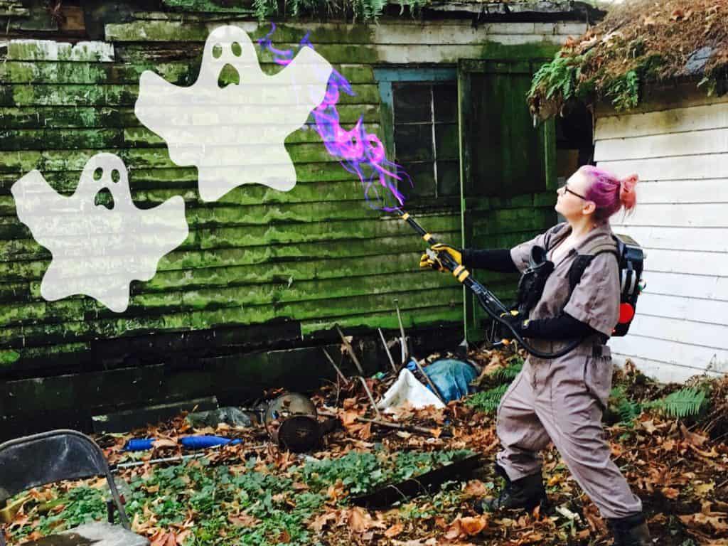 Ghostbusters DIY Costume