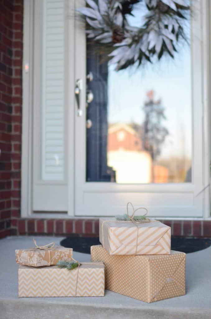 small business shipping packages