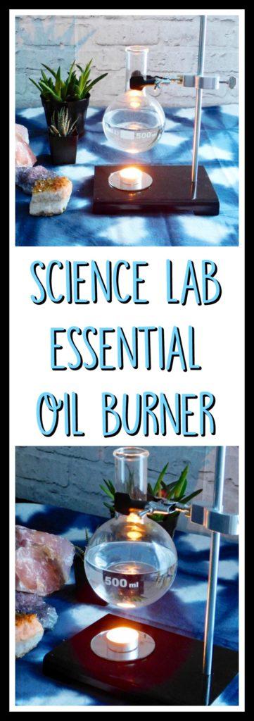 essential oil burner