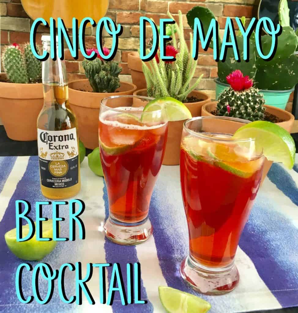 cinco de mayo beer cocktail