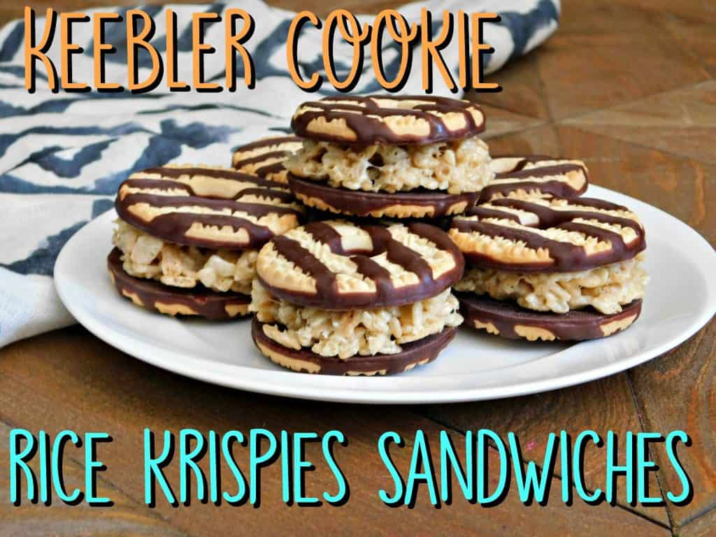 Keeber Cookie Dessert Sandwich