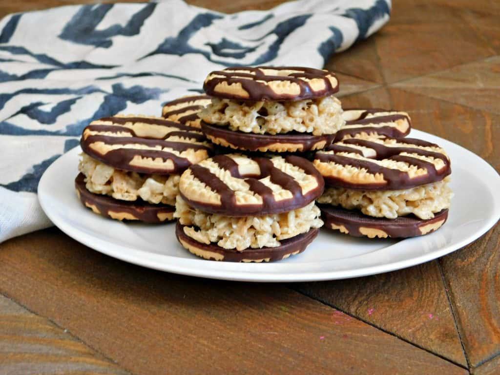 Keebler Cookie Dessert Sandwiches