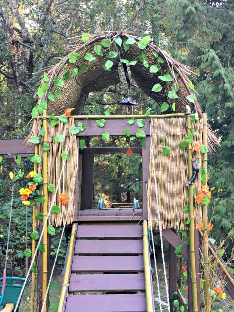 Jumanji Tree House Inspiration Crafty Little Gnome