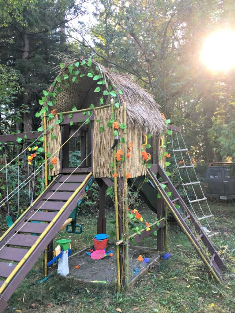 jumanji tree house