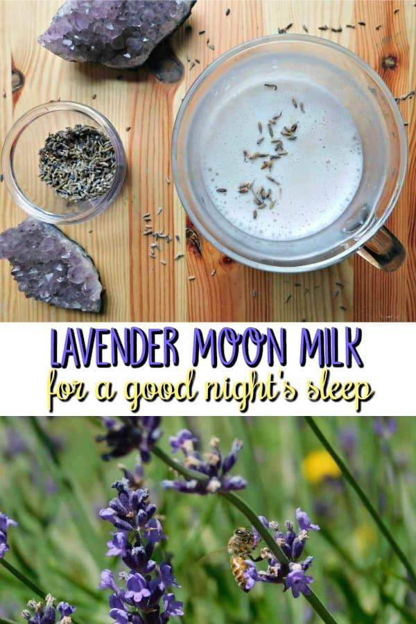 Lavender Moon Milk
