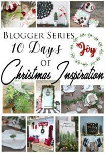 10 days of christmas inspiration