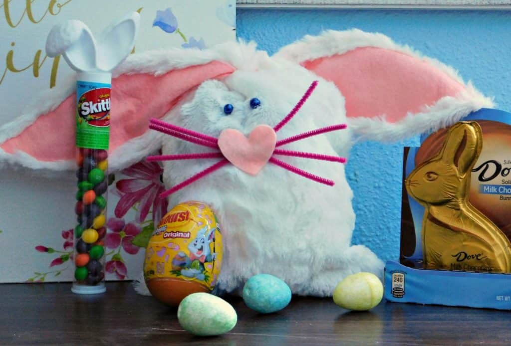 Easter Bunny Bag Sewing Tutorial