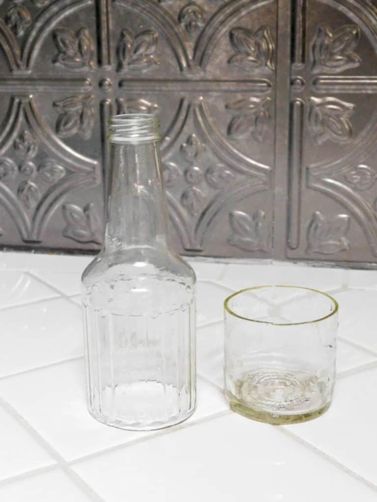 The Best Way to Cut a Glass Bottle
