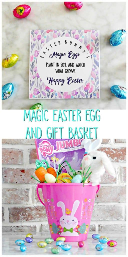Easter Bunny's Magic Eggs