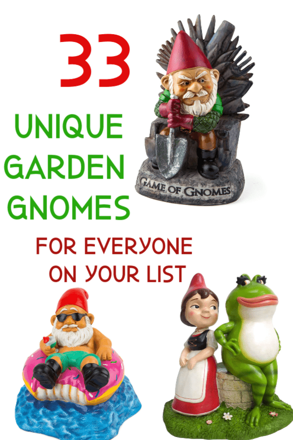 Gnome In Garden: Crafty Little Gnome Cheap Funny