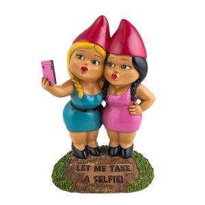 Selfie Garden Gnome