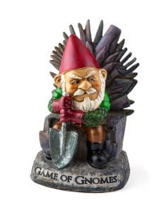 game of thrones garden gnome