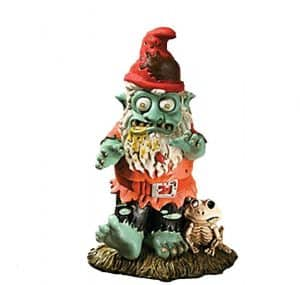 walking dead garden gnome