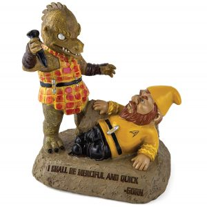 star trek gorn gnome