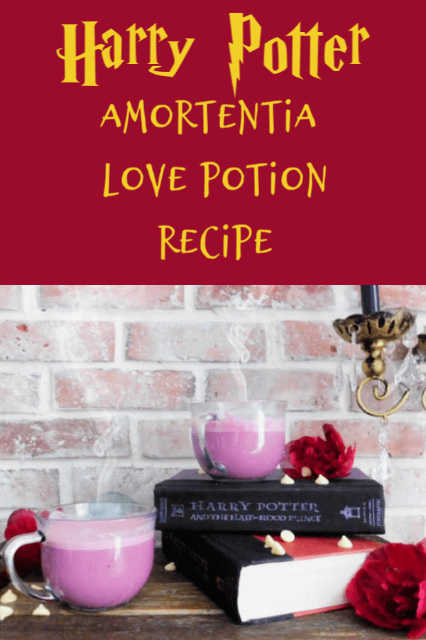 Amortentia potion Harry Potter Love Potion