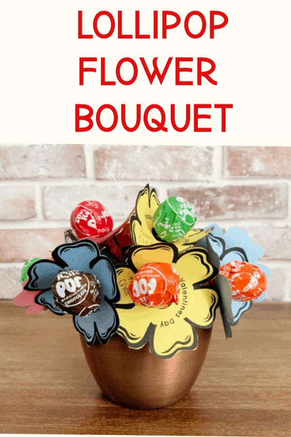 lollipop flower bouquet