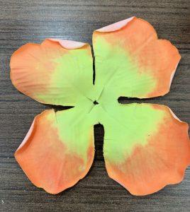 fake flower petal