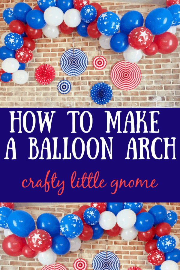 balloon arch graphic