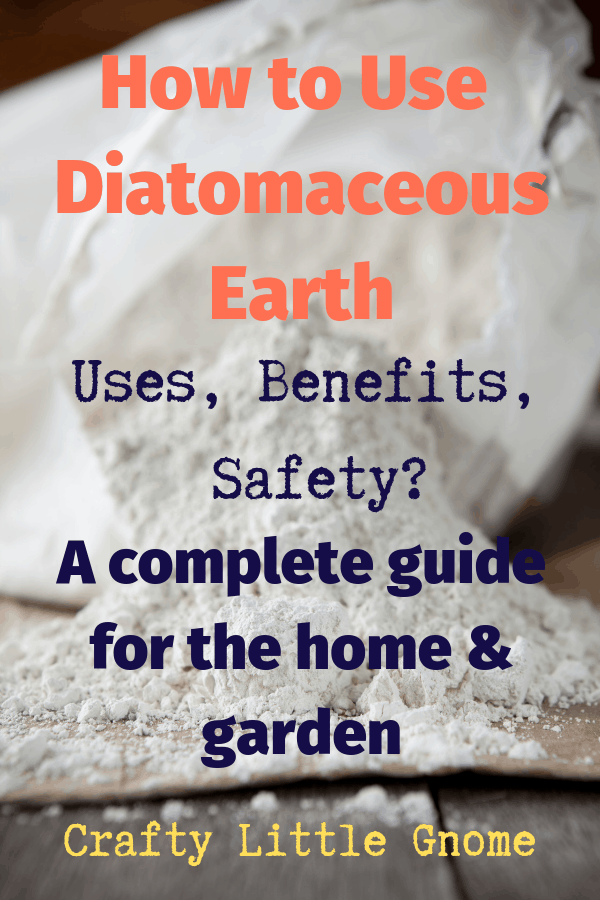 diatomaceous earth, a complete guide graphic