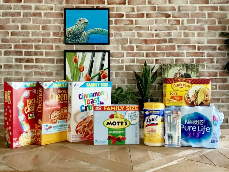 products with box tops