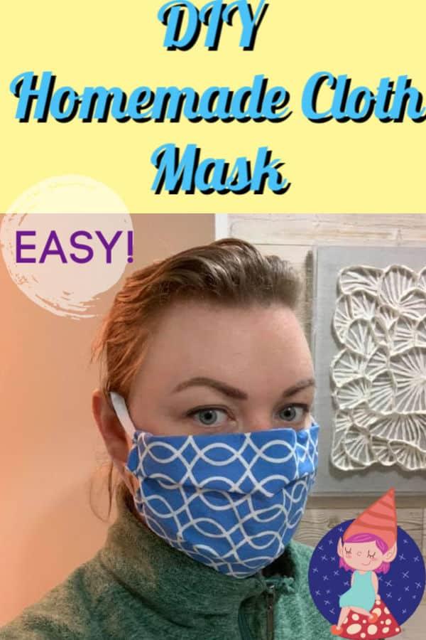 DIY Fabric mask
