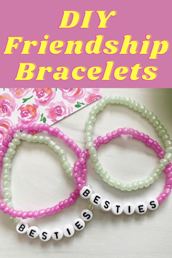 How To Make Beaded Friendship Bracelets